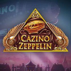 Игровой автомат Cazino Zeppelin с высокой нестабильностью